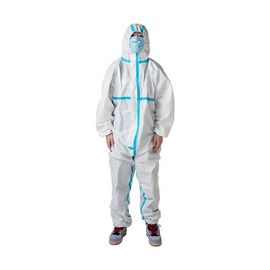 medical isolation protective clothing non-woven security safety clothing